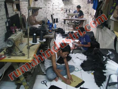 Workshop industri tas Bandung