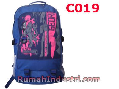 tas sekolah C019