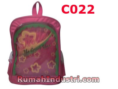 tas sekolah C022