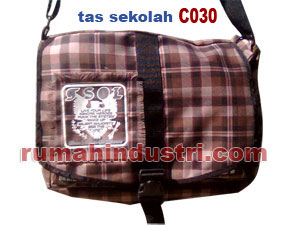 tas sekolah C030