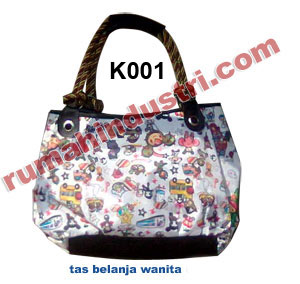 tas belanja wanita K001