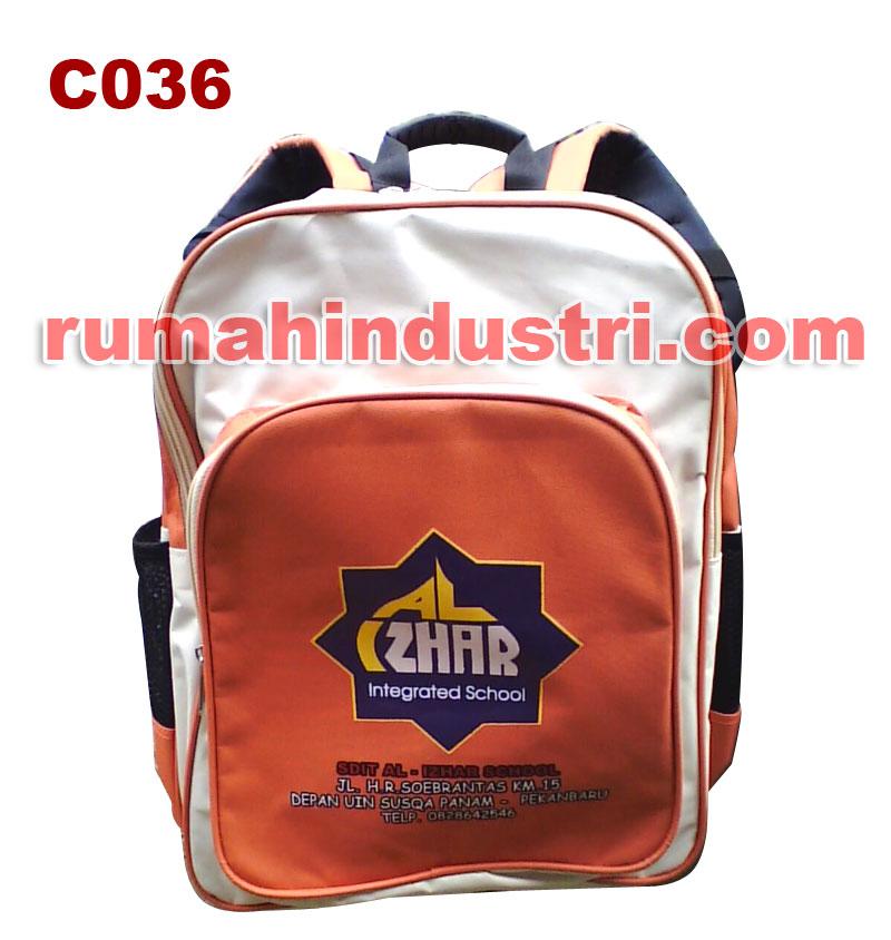 tas sekolah C036