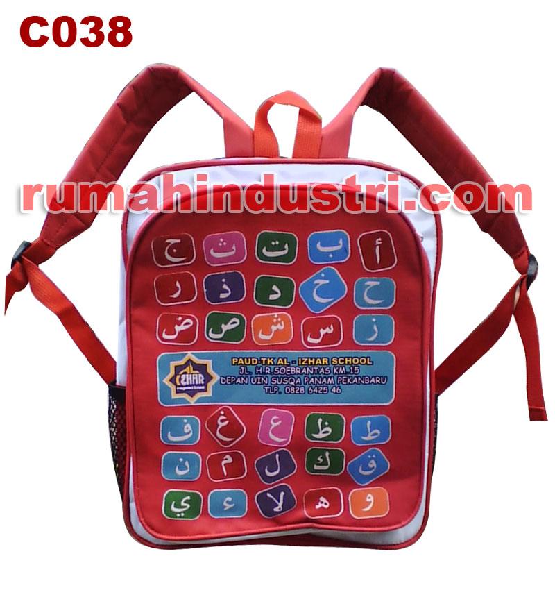 tas sekolah C038