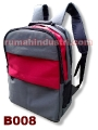 tas laptop Backpack B008