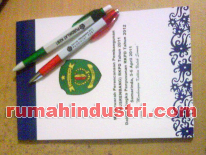 ballpoint seminar,pulpen, Notebook X001
