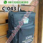 Tas Sekolah SMK C043