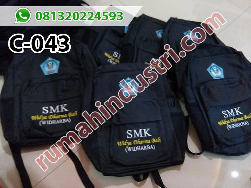 Tas Sekolah SMK Kode C043