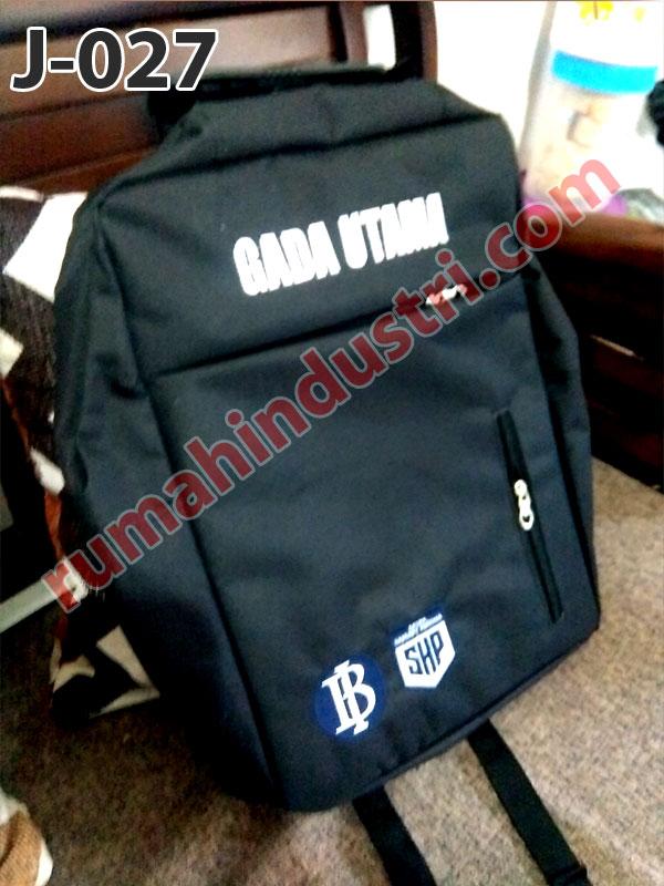 Tas Ransel Backpack Bag Kode J027