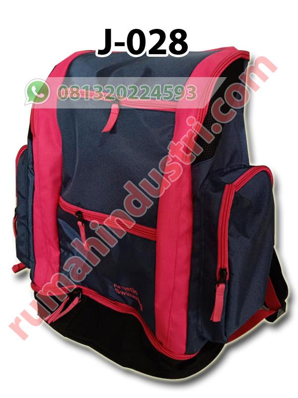 Tas Ransel Renang – Swimming Backpack – Kode J028
