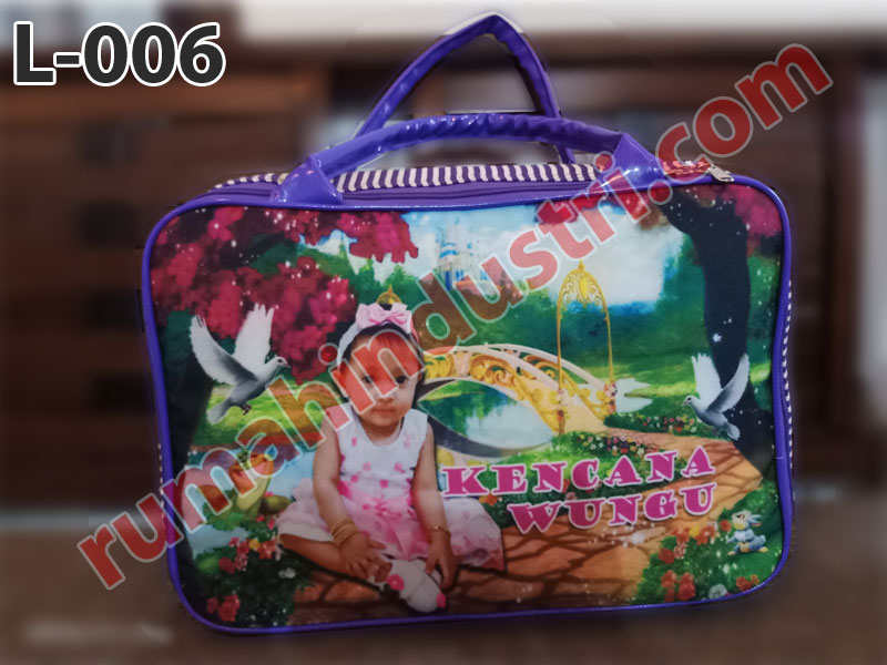 Tas Souvenir Ulang Tahun Anak