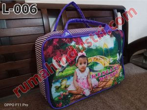 tas souvenir ulang tahun lucu