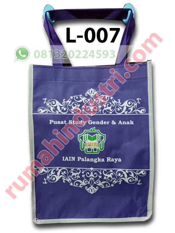 Tas Souvenir Goodie Bag Kode L007
