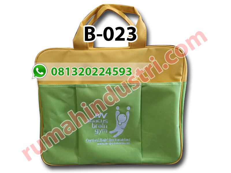 Tas Laptop Jinjing Kode B023
