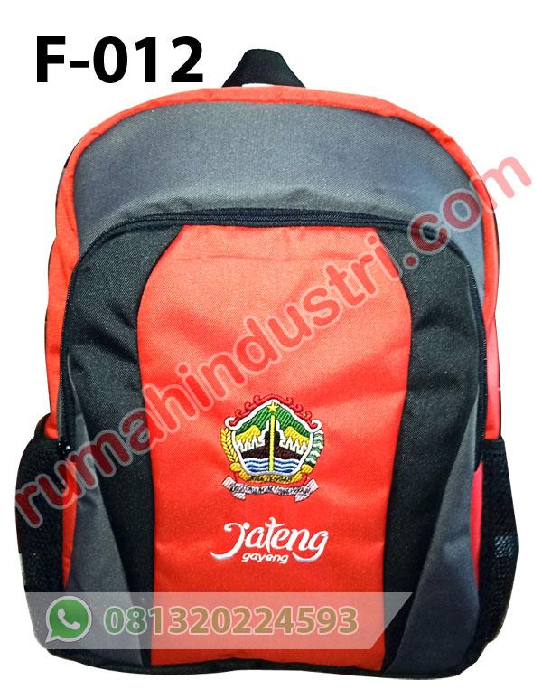 Tas Backpack Olahraga – Kode F012