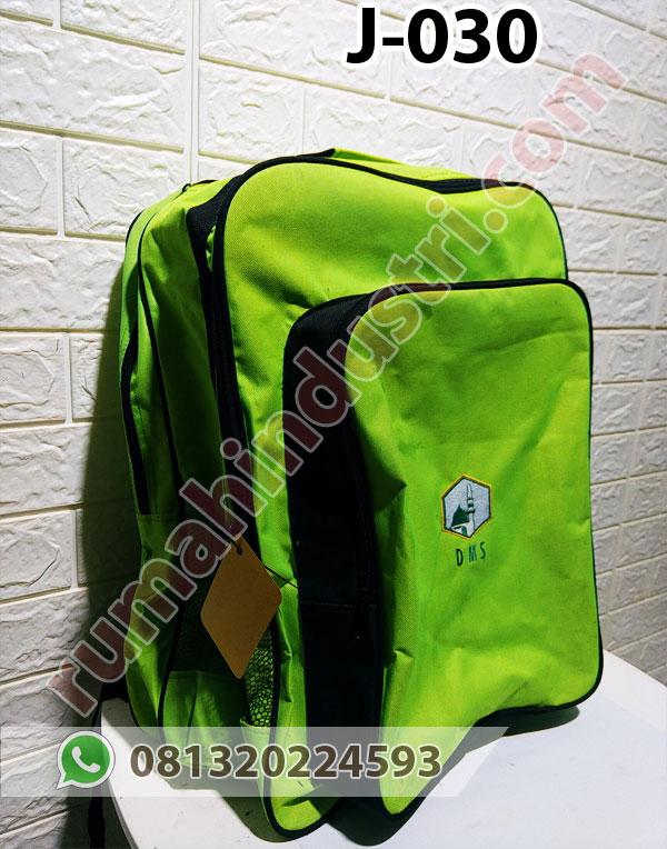 Pabrik Tas Umroh Backpacker Bag