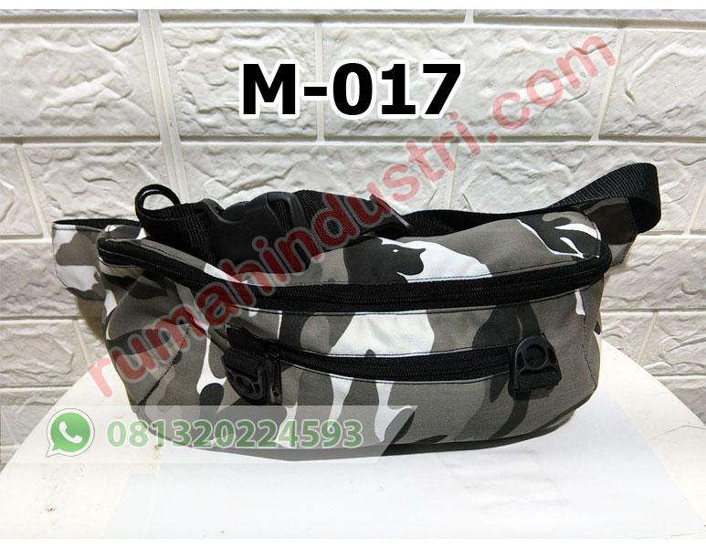 Desain Sling Bag