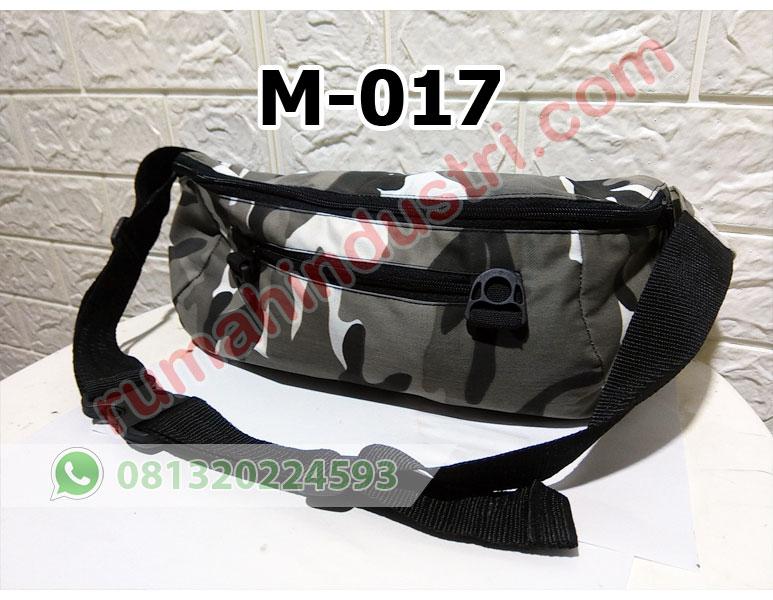 Pabrik Sling Bag Indonesia