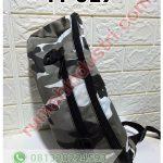 Sling Bag Loreng Army Tas Selempang Mini Kode M017
